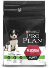 PURINA® PRO PLAN® Hond Medium Puppy met OPTISTART® Rijk aan Kip droge brokken 3kg