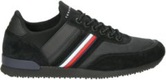 Tommy Hilfiger Iconic Sock Runner M FM0FM02409-990, Mannen, Zwart, Sneakers maat: 41 EU