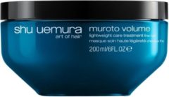 Shu Uemura Muroto Volume lightweight care treatment masque fine hair 200 ml