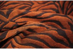 Oranje Yaro Tiger Black Orange -- Ring Sling