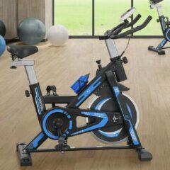 Hosel Hometrainer RapidPace / Fitness Fiets - Blauw spinning bike