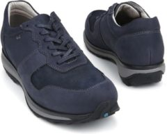 Heren Veterschoenen Xsensible 30046.2.220 Boston Blauw - Maat 44