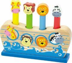 Vigatoys Viga Toys Pop Up Noah's Ark - Educatief Spel