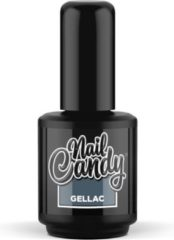 Grijze Nail Candy Gellak: 50 Shades of Grey - 15ml