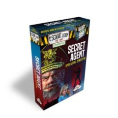 Identity Games Escape Room The Game Secret Agent uitbreidingsspel