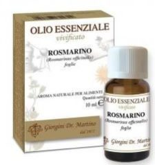 DR.GIORGINI SER-VIS Srl Dr. Giorgini Rosmarino Alchemic Olio Essenziale 10ml