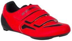 B´TWIN Fahrradschuhe Rennrad 500 rot, Größe: 45