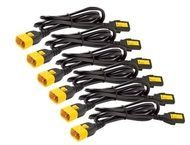APC - Stromkabel - IEC 60320 C13 bis IEC 60320 C14 AP8706S-WW