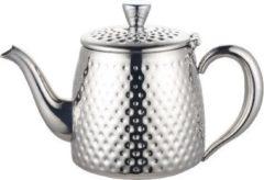 Zilveren Theepot, 1 L - Cafè Ole | Sandringham