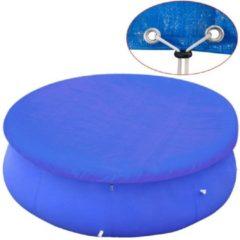 Blauwe VidaXL Zwembadhoes voor 450-457 cm bovengrondse zwembaden rond