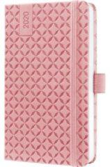 Sigel Weekkalender Jolie® 2020 rose pink J0110 DIN A6 Kleur cover: Roze 1 stuk(s)