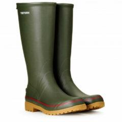 Tretorn - Sarek 72 - Rubberen laarzen maat 46, olijfgroen/zwart