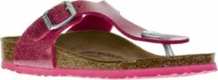 Roze Birkenstock Gizeh - Slippers - Magic Galaxy Bright Rose - Smal - Maat 32