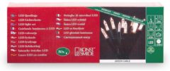 Konstsmide 6303-100 Mini-lichtketting Binnen Energielabel: LED werkt op het lichtnet 50 LED Warm-wit