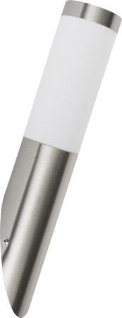 Afbeelding van Zilveren RANEX WANDLAMP SCHUIN RVS/KUNSTSTOF RX1010
