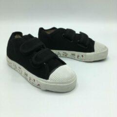 Witte Merkloos / Sans marque Kinderschoenen met klittenband sluiting   Maat 25