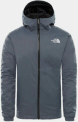 The North Face Quest Insulated Jas Middengrijs