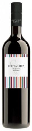 Afbeelding van Costa Cruz Tempranillo Shiraz, 2019, Castilla-La Mancha, Spanje, Rode Wijn