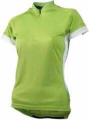 Agu Shirt Singlet Vista - Sportshirt - Dames - Maat XS - Groen;Wit;Lichtblauw