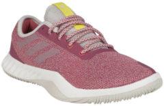 Rosa Adidas Fitnessschuhe ´´Crazy Train LT´´, Dämpfung, für Damen