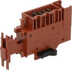 Bauknecht, Neutral, Whirlpool Tastenschalter 1-fach (Start/Reset) für Trockner 481227618221