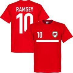 Rode Retake Wales Banner Ramsey T-Shirt - XXXL