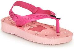 Havaianas Slippers Flipflops Baby Disney Classics Roze Maat:25/26