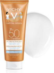 Vichy Idéal Soleil Zonnebrand Melk Kind SPF50 - 300 ml - Grootformaat