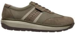 Bruine Lage Sneakers Joya DAVID M