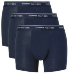 Tommy Hilfiger - Heren - 3-Pack Brief Boxershorts - Blauw - L