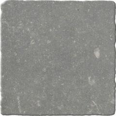 Kerabo Vloertegel Bluestone Gris 20x20cm getrommeld Industriële look Mat Grijs SW07310756-1
