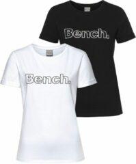 Zwarte Bench. T-shirt