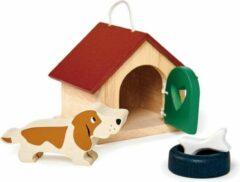 Tender Toys Huisdierenset Hond 4-delig