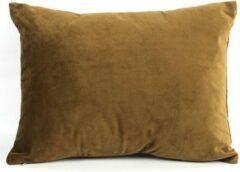 Countryfield Kussen Carola 30 X 40 X 14 Cm Textiel Bruin
