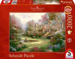 Selecta Spellen Kinkade Landgoed Legpuzzel 2000 stukjes