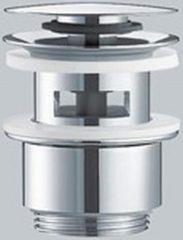 Alape VT1 afvoerplug met stuwfunctie chroom 8302000978