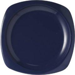 Mepal Baby Bordje Nordic Denim - Blauw - Melamine - Ø 21.5 cm - Set van 2
