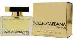 Dolce & Gabbana The One 100 ml - Eau De Toilette - Damesparfum