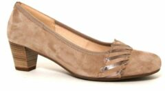 Gabor OptiFit Taupe Pumps Dames 38,5