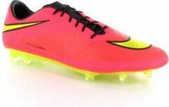 Roze Nike Hypervenom Phatal FG - Veldvoetbalschoenen - Volwassenen - Maat 45 - Bright Crimson/ Hyper Punch/ Metallic Gold Coin/ Volt