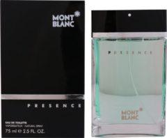 Montblanc Mont Blanc Presence Men - 75 ml - Eau De Toilette