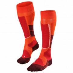 Falke - Women's ST 4 Wool - Skisokken maat 35-36, rood