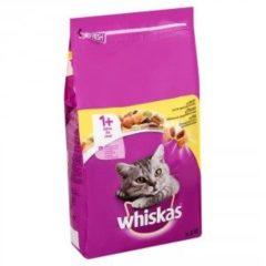 Whiskas Brokjes Adult Kip - Kattenvoer - 3.8 kg - Kattenvoer