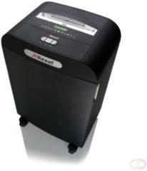 Zwarte Rexel RDSM770 Super Micro Cut Zwart papiervernietiger
