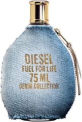 Diesel Fuel For Life Denim Collection Pour Femme - 75 ml - Eau De Toilette