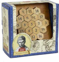 Asmodee Great minds - Aristotles Number Puzzle - Engels - 8+ jaar