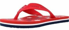 Rode Teenslippers Tommy Hilfiger T3A0 30884