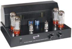 Zwarte Dynavox VR-70E II Phono stereo buizenversterker