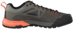 Trailrunningschuhe X ALP SPRY mit OrthoLite®-Einlegesohle 398601 Salomon Castor Gray/Beluga/Living Coral