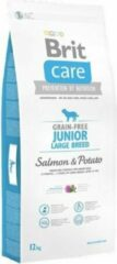 Brit Care Junior Large Breed Salmon & Potato 3 kg